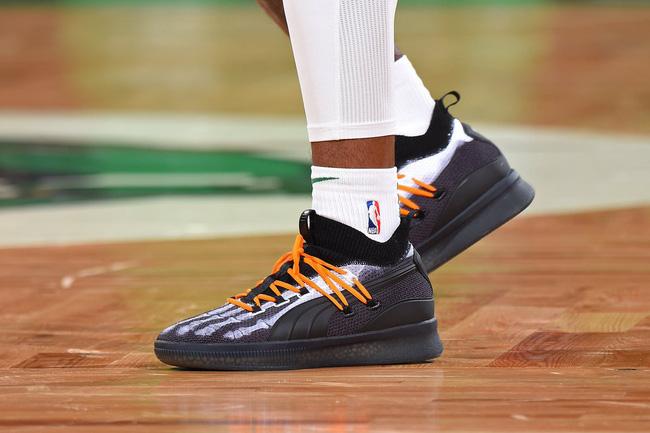 Top những mẫu giày bóng rổ đỉnh nhất tuần 3 NBA: Khi vua giày PJ Tucker mang chất thời trang lên sàn gỗ - Ảnh 11.