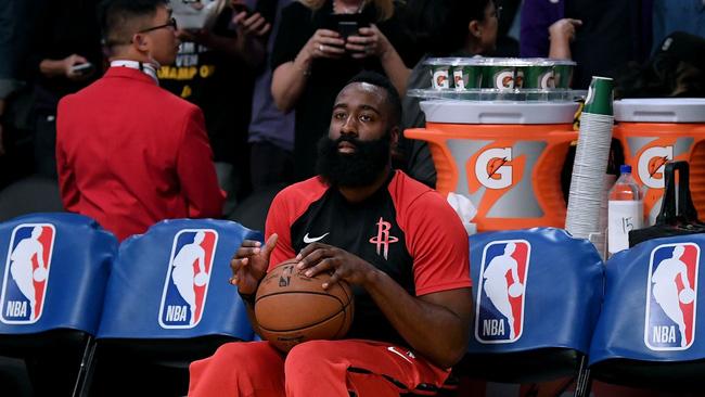 K?t qu? tr?c ti?p NBA 2018-19: San Antonio Spurs 96-89 Houston Rockets - ?nh 8.