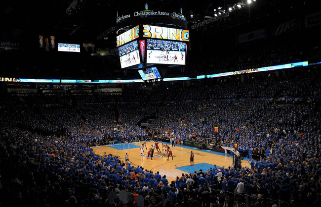5 sân đấu khó thở nhất ở NBA - Ảnh 5.