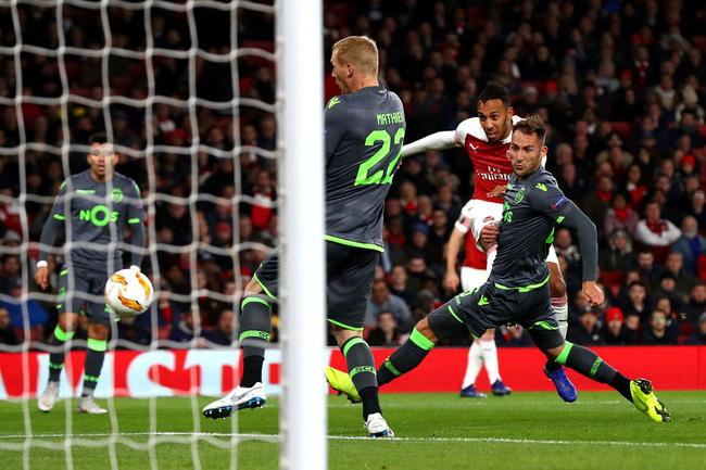 Arsenal giành vé sớm ở Europa League và 5 điểm nhấn từ trận gặp Sporting - Ảnh 7.