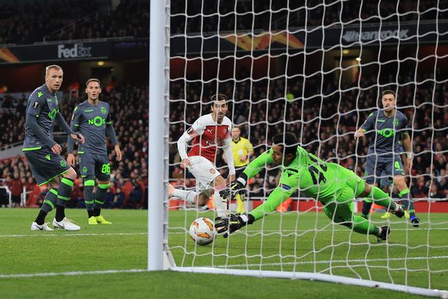 Arsenal giành vé sớm ở Europa League và 5 điểm nhấn từ trận gặp Sporting - Ảnh 1.