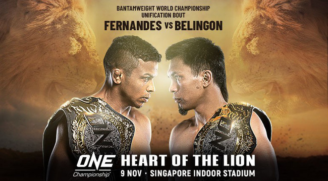 TRỰC TIẾP ONE Championship: Heart of The Lion - Ảnh 1.
