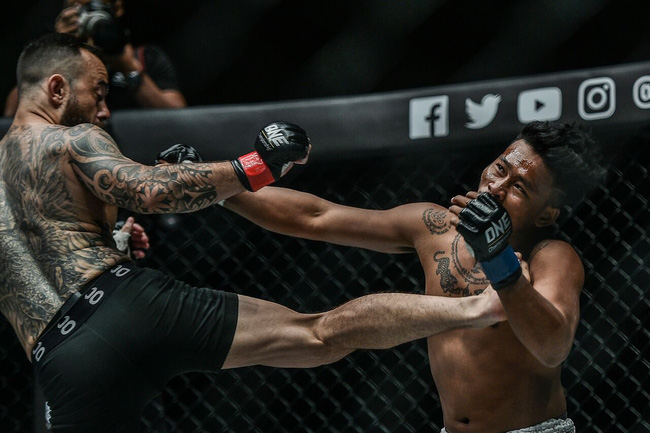 TRỰC TIẾP ONE Championship: Heart of The Lion - Ảnh 24.
