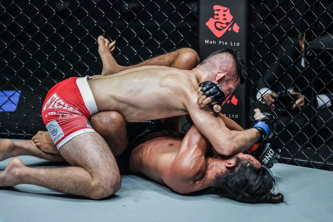 TRỰC TIẾP ONE Championship: Heart of The Lion - Ảnh 20.