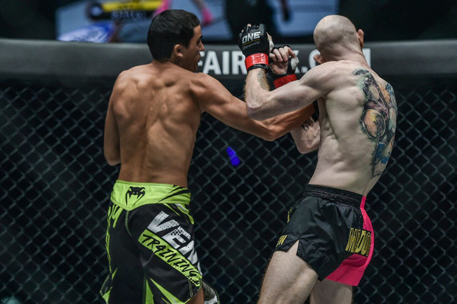 TRỰC TIẾP ONE Championship: Heart of The Lion - Ảnh 14.