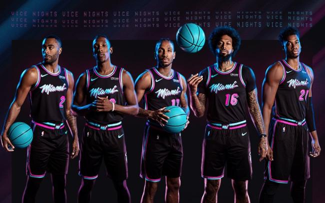Miami Heat phải từ bỏ bộ đồng phục City Edition siêu đẹp chỉ vì... quá xui xẻo - Ảnh 1.