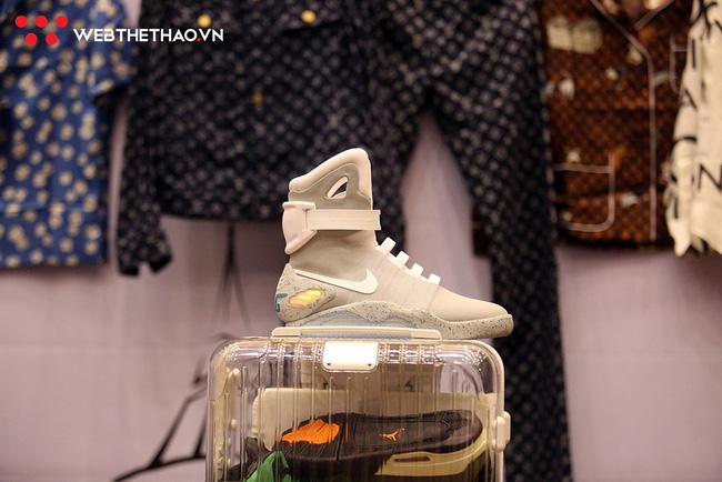 Đôi giày tiền tỷ xuất hiện tại sự kiện Solex 2018 - Ảnh 2.