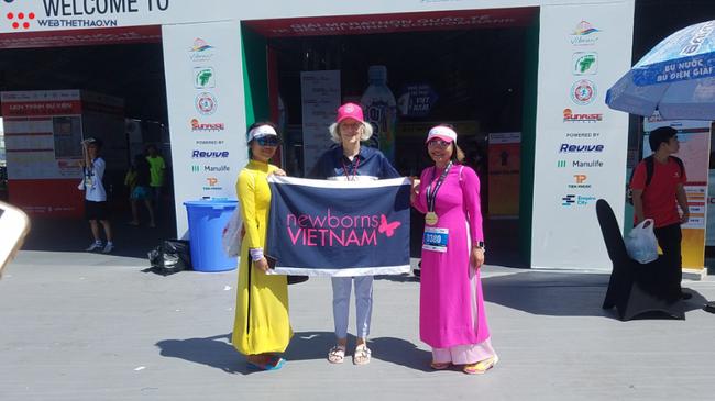 Cosplay chạy giải marathon ở Sài Gòn: Từ Ninja Lead đến Hoa hướng dương tặng bệnh nhi ung thư - Ảnh 10.