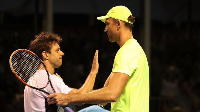 Australian Open và Wimbledon ra mắt thể thức mới - Ảnh 1.