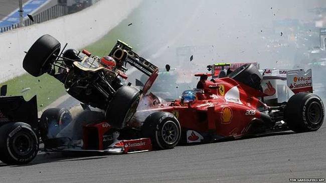 Pháp luật thể thao: Các tay đua F1 trong quá trình thi đấu gây tai nạn có phải chịu trách nhiệm hình sự không? - Ảnh 1.