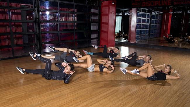 UFC Gym Fitness Challenge: Sàn đấu cho những người đam mê tập gym - Ảnh 1.