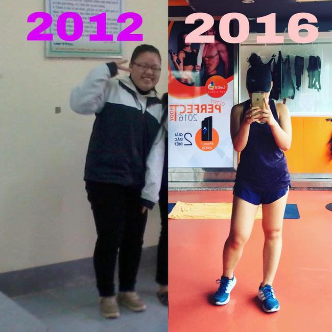 Hành trình giảm cả chục kg, lột xác ngoạn mục của cô gái yêu chạy bộ - Ảnh 6.