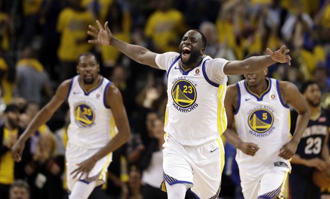 Nếu Kevin Durant không đến, nghe Draymond Green phán về kết cục của Cleveland Cavaliers - Ảnh 1.