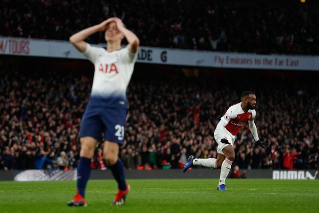 """Với Lacazette, Arsenal đã có một """"sát thủ"""" của các trận đấu lớn - Ảnh 3."""
