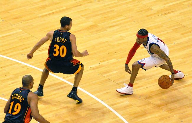 Allen Iverson đưa ra đội hình xuất sắc nhất mọi thời đại, trong đó có Stephen Curry - Ảnh 1.