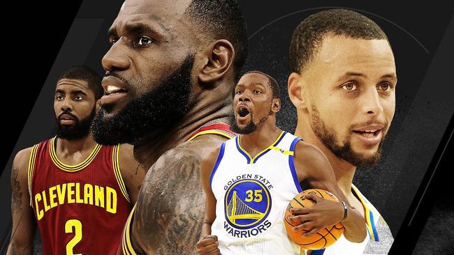 Bồi hồi nhìn lại, câu chuyện Cavaliers-Warriors đã kết thúc thật rồi - Ảnh 1.