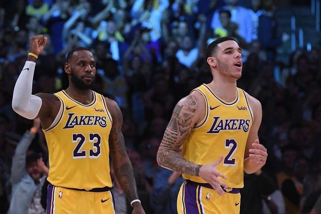 Lần đầu sau 5 năm, LeBron James và Lonzo Ball đạt chỉ số assist kinh như Kobe Bryant và Pau Gasol tại Lakers - Ảnh 2.