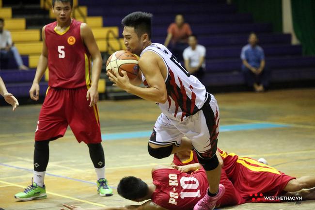 Liên đoàn bóng rổ Việt Nam chuẩn bị cho ra đời Giải trẻ VBA - Ảnh 1.