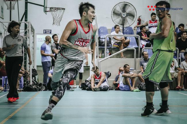 Dàn hảo thủ VBA bất ngờ xuất hiện khuấy đảo giải phủi LEE SPORT khiến cộng đồng bóng rổ phấn khích - Ảnh 2.