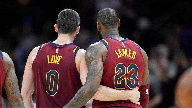 Kevin Love bày tỏ biết ơn tới LeBron James, nhưng không phải vì lí do mà mọi người nghĩ - Ảnh 3.