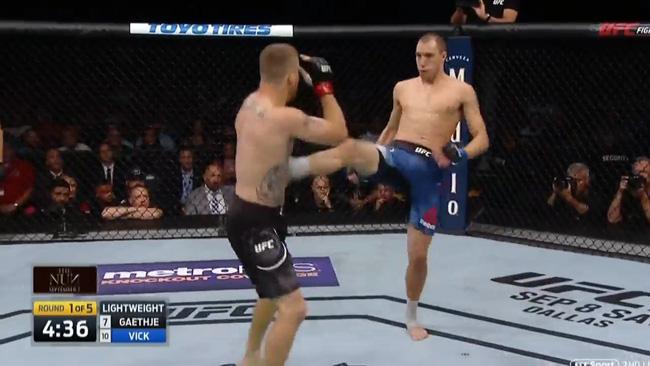 UFC FN 135: Geathje chính thức thách đấu Tony Ferguson - Ảnh 2.