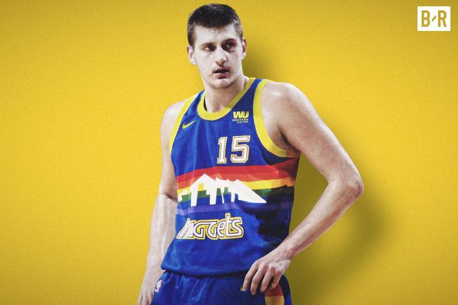 Mê muội với 30 bộ áo đấu bóng rổ cổ điển mà NBA phải hồi sinh ngay tại mùa giải này - Ảnh 8.