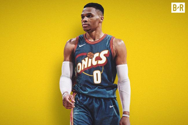 Mê muội với 30 bộ áo đấu bóng rổ cổ điển mà NBA phải hồi sinh ngay tại mùa giải này - Ảnh 9.