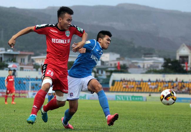 Trực tiếp V.League 2018 Vòng 22: Becamex Bình Dương – Than Quảng Ninh  - Ảnh 1.