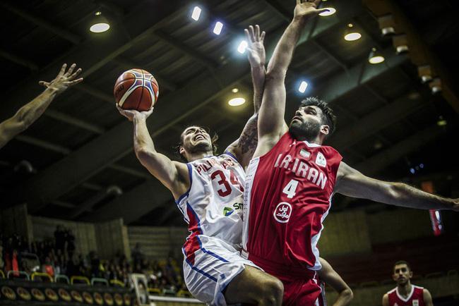 FIBA World Cup 2019 vòng loại thứ hai 13/9: Philippines và Trung Quốc nắm tay nhau gục ngã - Ảnh 1.