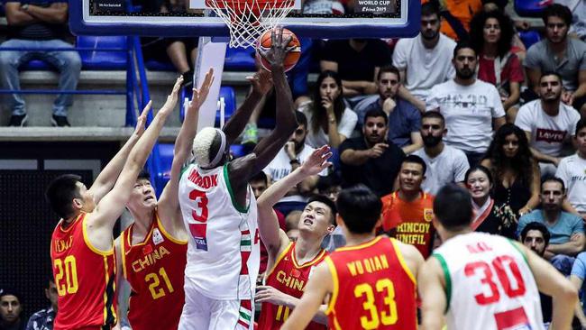 FIBA World Cup 2019 vòng loại thứ hai 13/9: Philippines và Trung Quốc nắm tay nhau gục ngã - Ảnh 2.