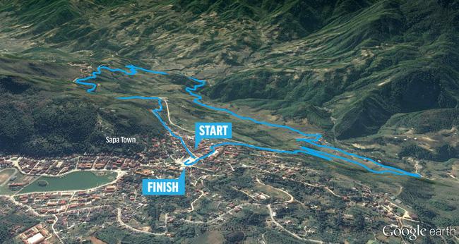 Chạy trail 10km 15km Vietnam Mountain Marathon cần mang những gì - Ảnh 1.