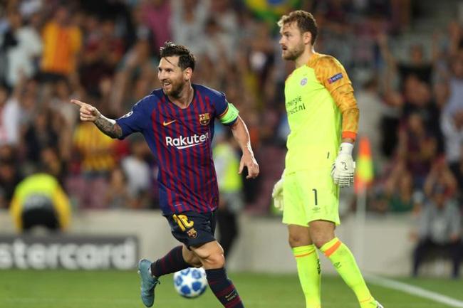 Barca mừng rỡ vì MSD bùng nổ bàn thắng chẳng kém MSN trong quá khứ - Ảnh 1.