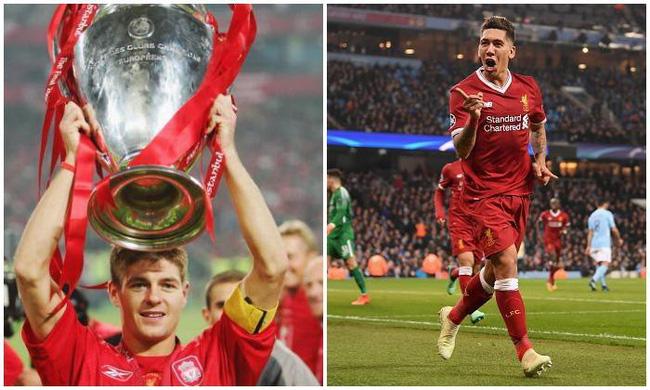 Roberto Firmino mắn bàn thắng khó tin lịch sử Champions League và sẽ phá kỷ lục ở Liverpool? - Ảnh 6.