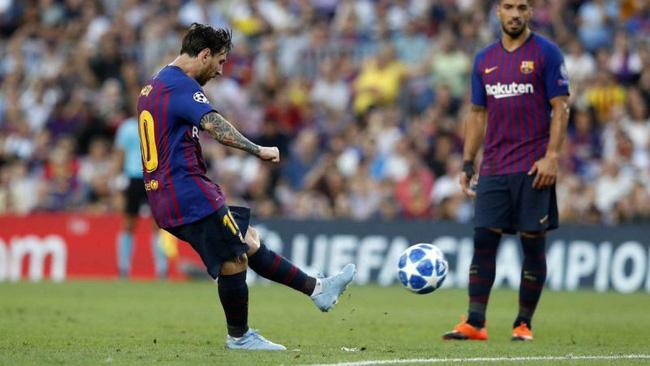 Khi Ronaldo tịt ngòi, Messi càn quét các kỷ lục xé lưới đối phương như thế nào? - Ảnh 6.