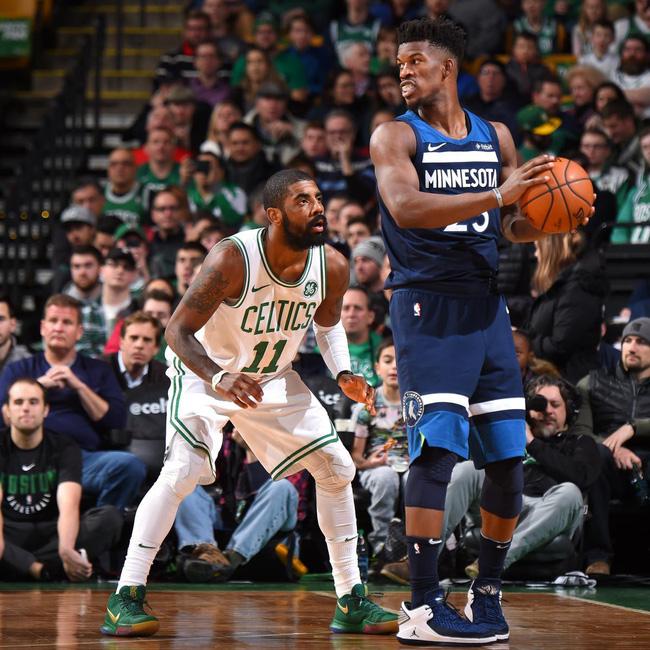 Kyrie Irving úp mở rời Celtics: Knicks mơ về cặp đôi hủy diệt - Ảnh 1.
