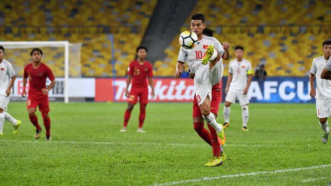 Thể lực, dứt điểm kém trước Indonesia, U16 Việt Nam mong manh cơ hội đi tiếp tại U16 châu Á - Ảnh 1.