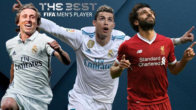 Trực tiếp lễ trao giải thưởng FIFA The Best 2018: Luka Modric giật giải Cầu thủ xuất sắc nhất - Ảnh 33.