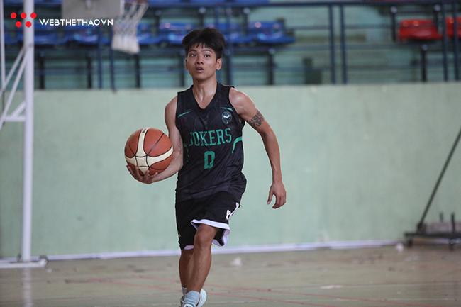 Đội tuyển bóng rổ Hà Nội hội quân sẵn sàng cho Đại hội Thể dục thể thao - Ảnh 6.