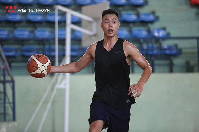Đội tuyển bóng rổ Hà Nội hội quân sẵn sàng cho Đại hội Thể dục thể thao - Ảnh 4.