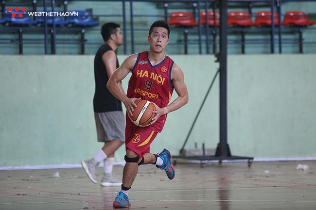 Đội tuyển bóng rổ Hà Nội hội quân sẵn sàng cho Đại hội Thể dục thể thao - Ảnh 7.