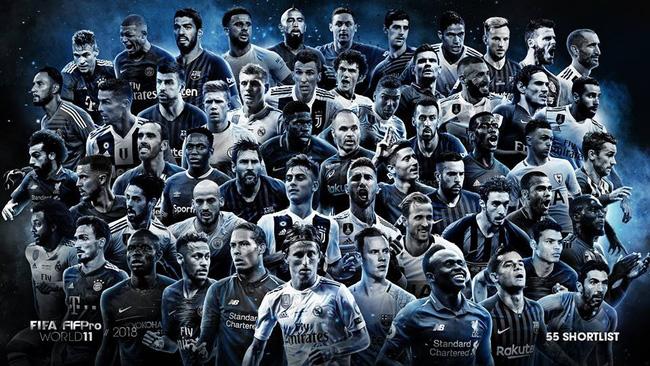 Trực tiếp lễ trao giải thưởng FIFA The Best 2018: Luka Modric giật giải Cầu thủ xuất sắc nhất - Ảnh 38.