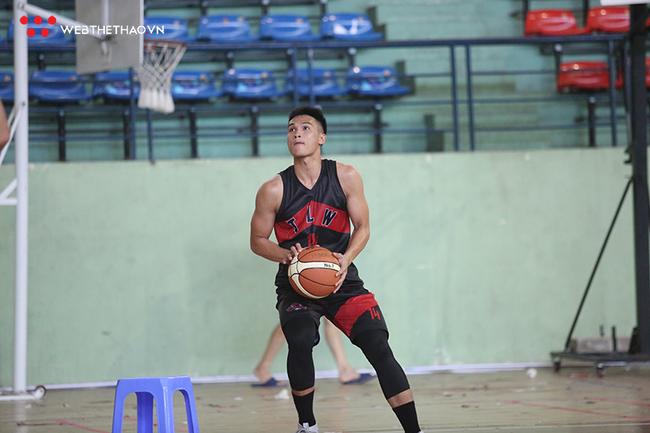 Đội tuyển bóng rổ Hà Nội hội quân sẵn sàng cho Đại hội Thể dục thể thao - Ảnh 5.
