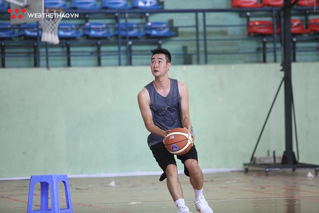 Đội tuyển bóng rổ Hà Nội hội quân sẵn sàng cho Đại hội Thể dục thể thao - Ảnh 3.