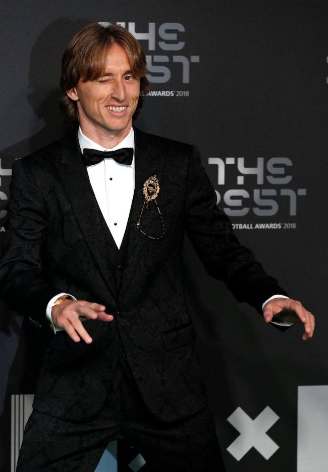Trực tiếp lễ trao giải thưởng FIFA The Best 2018: Luka Modric giật giải Cầu thủ xuất sắc nhất - Ảnh 11.