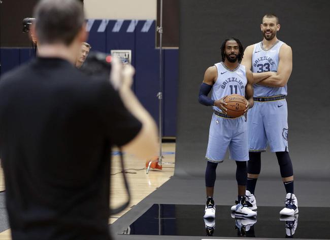 Bộ ảnh NBA Media Day: Người cũ, đội mới và một mùa giải NBA đầy hấp dẫn - Ảnh 6.