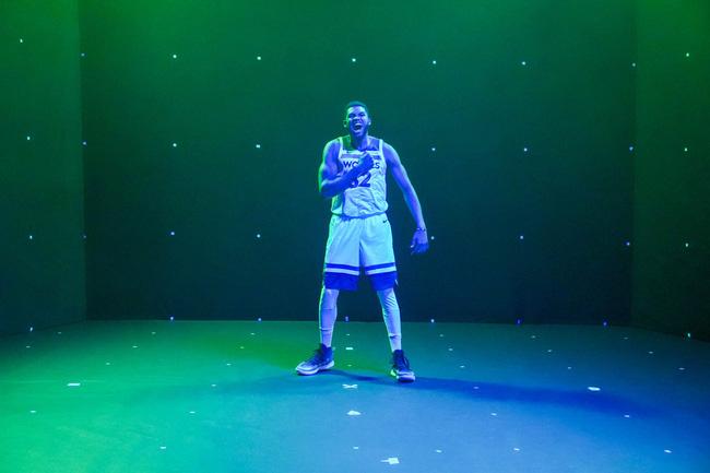 Bộ ảnh NBA Media Day: Người cũ, đội mới và một mùa giải NBA đầy hấp dẫn - Ảnh 9.