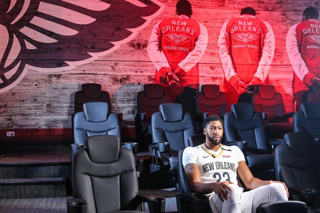 Bộ ảnh NBA Media Day: Người cũ, đội mới và một mùa giải NBA đầy hấp dẫn - Ảnh 10.