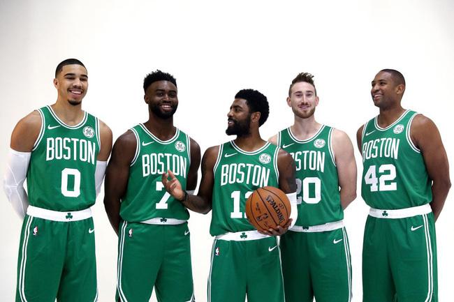 Bộ ảnh NBA Media Day: Người cũ, đội mới và một mùa giải NBA đầy hấp dẫn - Ảnh 11.