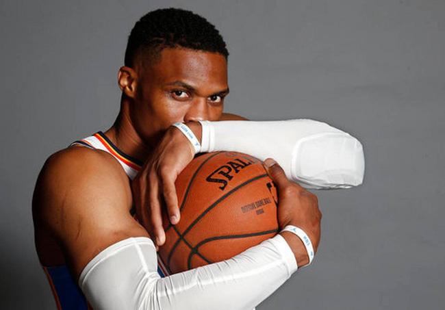 Bộ ảnh NBA Media Day: Người cũ, đội mới và một mùa giải NBA đầy hấp dẫn - Ảnh 12.