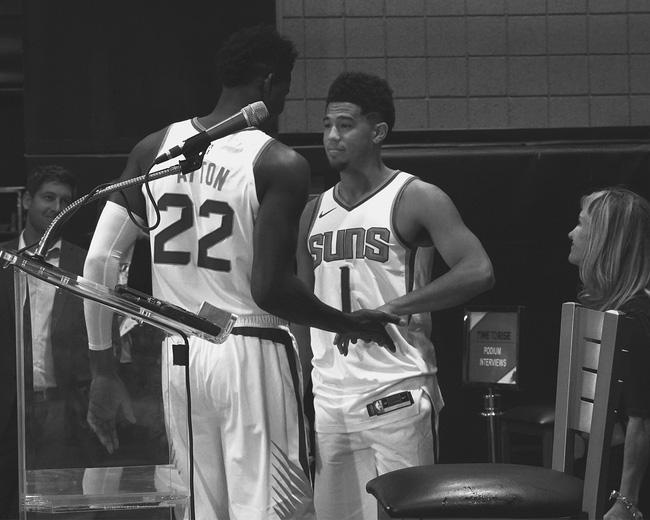 Bộ ảnh NBA Media Day: Người cũ, đội mới và một mùa giải NBA đầy hấp dẫn - Ảnh 16.